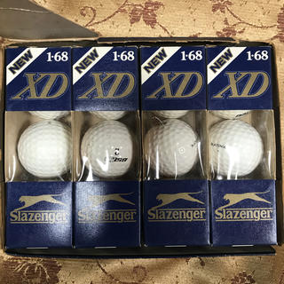 スラセンジャー(Slazenger)のゴルフボール ☆ Slazenger B51 XD 1ダース 送料込み❗️(ゴルフ)