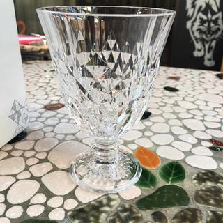 ディーエイチシー(DHC)のペア  クリスタルグラス(グラス/カップ)