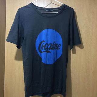 ラッドミュージシャン(LAD MUSICIAN)の値下!名作ラッドミュージシャン LAD musician コークパロディTシャツ(Tシャツ/カットソー(半袖/袖なし))