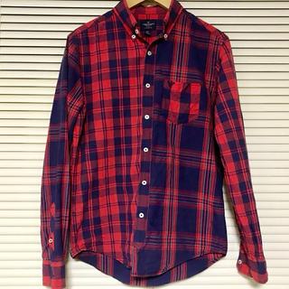 アメリカンイーグル(American Eagle)の【送料無料】アメリカンイーグル AMERCAN EAGLE チェックシャツ(シャツ)