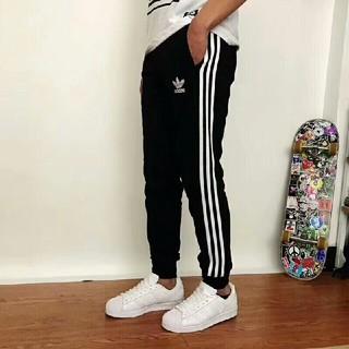 アディダス(adidas)のアディダス 無地 長パンツ M/L/XL/XXLサイズ (チノパン)