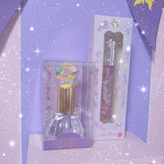 ディズニー(Disney)の新品 フレグランス 香水 リップ グロス ラプンツェル(香水(女性用))