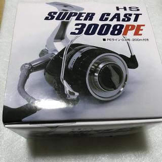 グローブライド(Globeride)のHS     SUPER   CAST   3008 (リール)