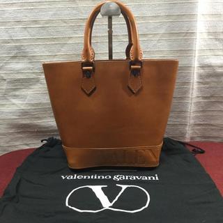 ヴァレンティノガラヴァーニ(valentino garavani)のVALENTINO ヴァレンティノ  ガラヴァーニ  ハンドバッグ 正規品(ハンドバッグ)
