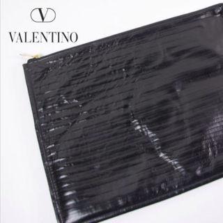 ジャンニバレンチノ(GIANNI VALENTINO)のバレンチノ クラッチバッグ vintage(クラッチバッグ)