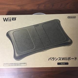 Wii U - 任天堂 バランスWiiボード[クロ]
