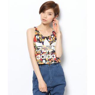 アディダス(adidas)のadidas TUCANARIO TANK タンクトップ 定価4,968円(タンクトップ)