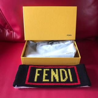 フェンディ(FENDI)のフェンディ ヘアバンド(その他)