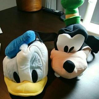 ディズニー(Disney)のディズニー 帽子(ニット帽/ビーニー)