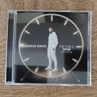 Craig David - The Time Is Now 日本盤