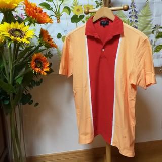 ✨23区(ニジュウサンク) 赤色系のポロシャツLサイズ♪