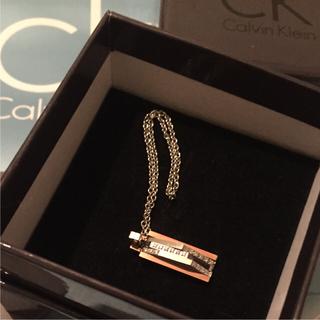 カルバンクライン(Calvin Klein)のレディースネックレス(ネックレス)
