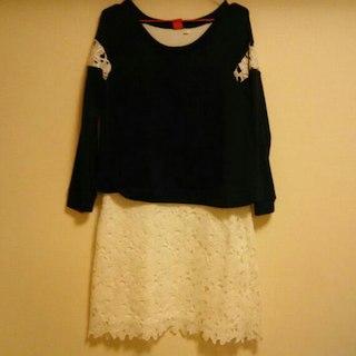 オリーブデオリーブ(OLIVEdesOLIVE)のMACO様専用授乳服  ワンピース(マタニティウェア)