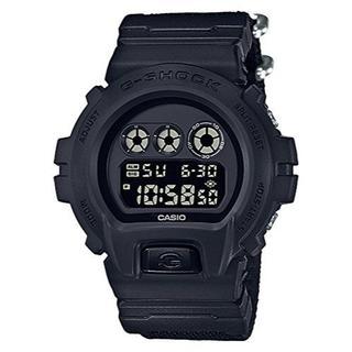 カシオ(CASIO)のG-SHOCK Gショック ミリタリーブラック DW-6900BBN-1 メンズ(腕時計(デジタル))
