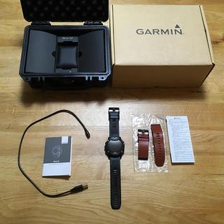 ガーミン(GARMIN)のGarmin fenix 5X Sapphire(フェニックス 5x サファイア(腕時計(デジタル))