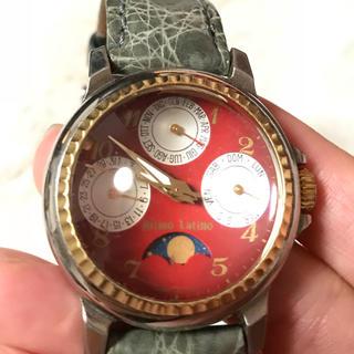 リトモラティーノ(Ritmo Latino)のリトモラティーノ ムーンフェイズ LUNA トリプルカレンダー ムーンフェイス(腕時計(アナログ))