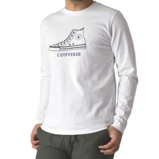 コンバース(CONVERSE)のコンバースロンT(Tシャツ(長袖/七分))