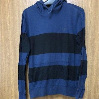 アメリカンイーグル(American Eagle)の美品 アメリカンイーグル 長袖Tシャツ パーカー(シャツ)