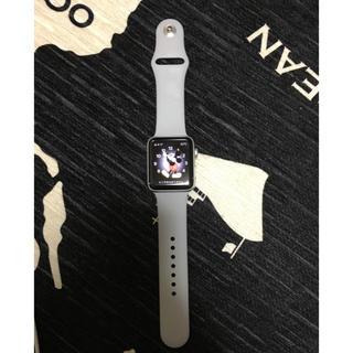 アップル(Apple)のApple Watch series3 42mm(腕時計(デジタル))