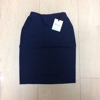 ニーナミュウ(Nina mew)の新品☆ニーナミュウ タイトスカート(ひざ丈スカート)