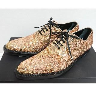 ドルチェアンドガッバーナ(DOLCE&GABBANA)のDOLCE&GABBANA ドレスシューズ (ローファー/革靴)