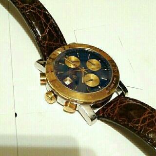 ジラールペルゴ(GIRARD-PERREGAUX)のジラールペルゴ メンズ 時計GP7000クロノグラフ自動巻き(腕時計(アナログ))
