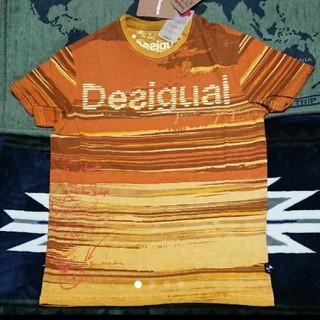 デシグアル(DESIGUAL)のデシグアル(プリントカットソー)(Tシャツ/カットソー(半袖/袖なし))