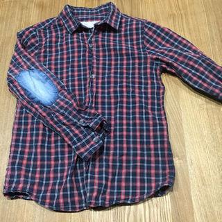 ザラ(ZARA)のzara boys チェックシャツ 120(その他)