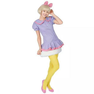 ディズニー(Disney)のDハロ 仮装 ディズニーハロウィン デイジー 衣装(衣装一式)
