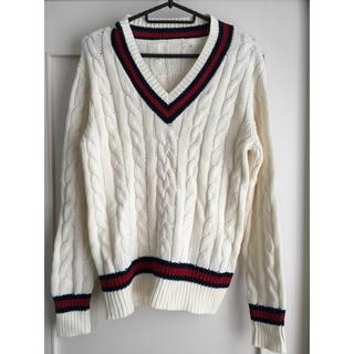 ジーユー(GU)のクリケットセーター(ニット/セーター)
