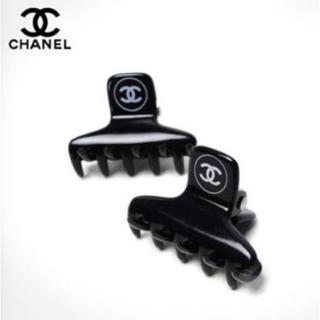 シャネル(CHANEL)のCHANEL シャネル クリップ 髪留め2個セット(ヘアゴム/シュシュ)