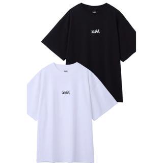 エックスガール(X-girl)のX-girl BASIC S/S BIG 2P TEE (Tシャツ(半袖/袖なし))