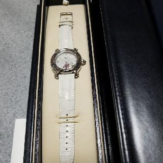 ショパール(Chopard)の日本限定 ショパールハッピースポーツ時計(腕時計)