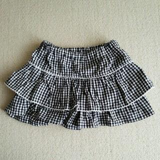 シマムラ(しまむら)の【120~130】キュロットスカート スカパン(スカート)