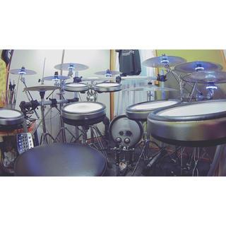 Zildjian増設電子ドラムセット(YAMAHA)(電子ドラム)