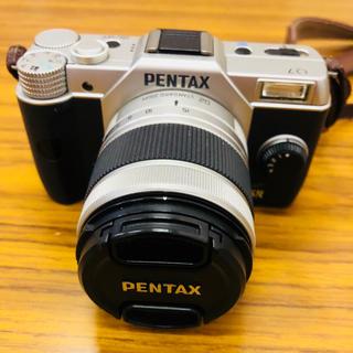 ペンタックス(PENTAX)のPENTAX Q7 (ミラーレス一眼)
