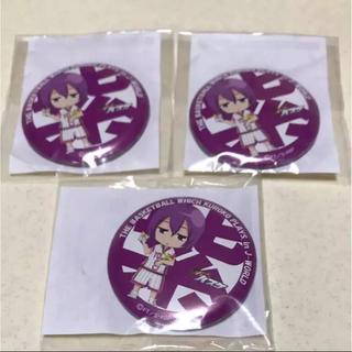 紫原敦 J-WORLD 缶バッジ(その他)