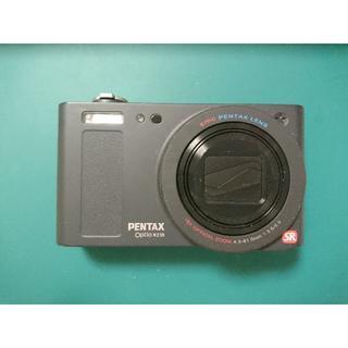 ペンタックス(PENTAX)のPENTAX Optio RZ18 コンパクトデジタルカメラ 黒(コンパクトデジタルカメラ)