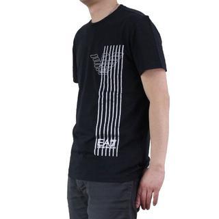 エンポリオアルマーニ(Emporio Armani)のイーエーセブン(EA7) メンズTシャツ(#L)       (Tシャツ/カットソー(半袖/袖なし))