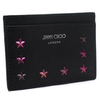 ジミーチュウ(JIMMY CHOO)のジミーチュウ(JIMMY CHOO) カードケース       (パスケース/IDカードホルダー)