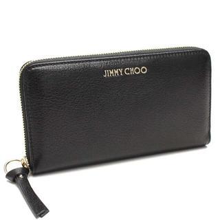 ジミーチュウ(JIMMY CHOO)のジミーチュウ(JIMMY CHOO) 長財布ラウンドファスナー       (財布)