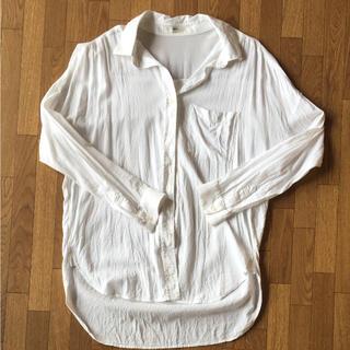 アズール(AZZURE)のAZUL  Basic ワイシャツ ブラウス(シャツ/ブラウス(長袖/七分))