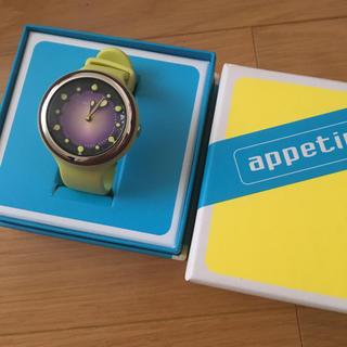 アピタイム(appetime)のappetime 腕時計(腕時計)