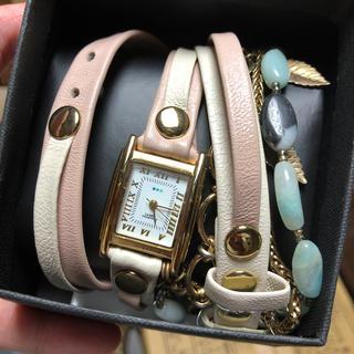 ドゥラメール(DE LA MER)のラメール 時計(腕時計)