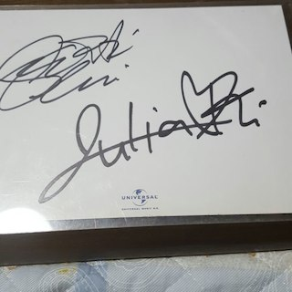 ジュエミリアのサイン(その他)