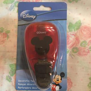 ディズニー(Disney)の新品 ミッキー クラフトパンチ(アルバム)