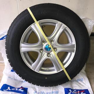 グッドイヤー(Goodyear)の新品スタッドレスタイヤ ホイール 4本セット(タイヤ・ホイールセット)