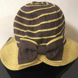 シマムラ(しまむら)のしまむら 帽子(麦わら帽子/ストローハット)