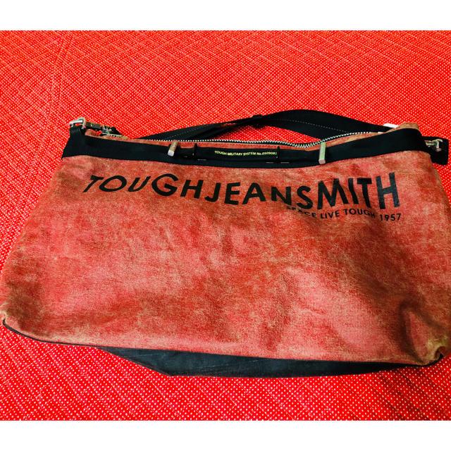 TOUGH(タフ)のタフ ショルダー 【美品】 メンズのバッグ(ショルダーバッグ)の商品写真