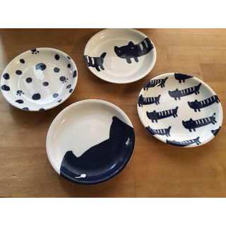 ツモリチサト(TSUMORI CHISATO)の値下げ‼︎ツモリチサト 豆皿 4枚セット(食器)